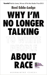 Why I'm longer talking to white people about race
