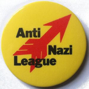 Anti-Nazi League badge