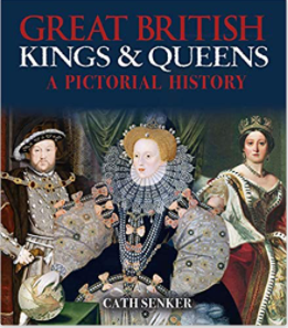 Great British Kings and Queens cover