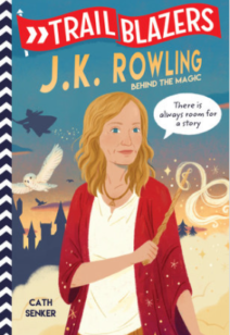J K Rowling book cover