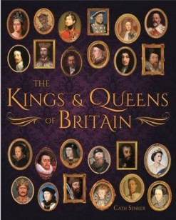 cover of Kings and Queens of Britain