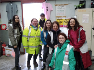 Care4Calais volunteers