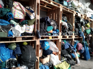 Donations in C4C warehouse